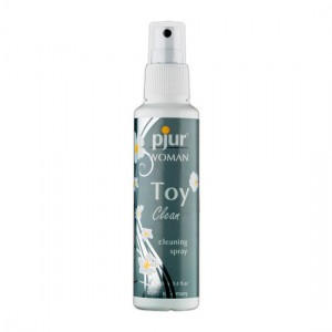 Pjur woman toy cleaning spray