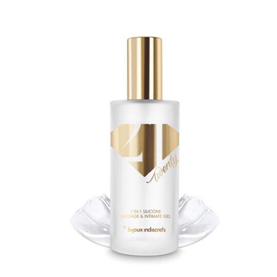 Bijoux Indiscrets Twenty One Massage gel