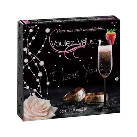 Voulez-Vous Gift Box Wedding - Gaveæske
