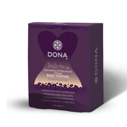 Dona Body Topping Honeysuckle