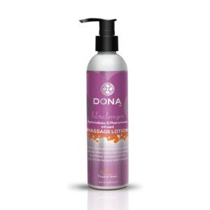 Dona Massage Lotion Tropical Tease 250 ml
