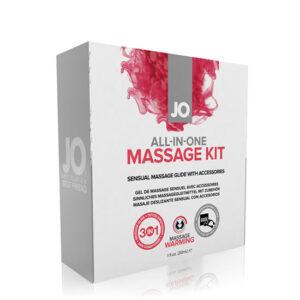 JO All-In-One Massage kit